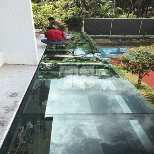Skylight, Glass Canopy & Glass Awning