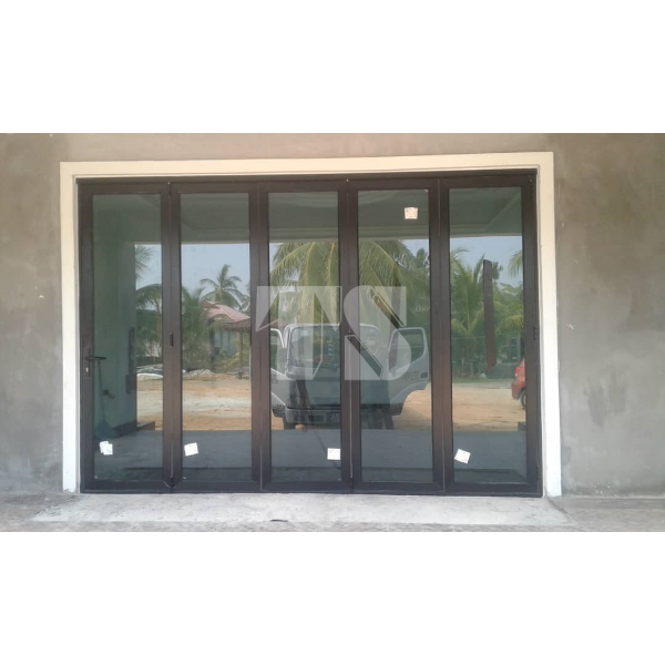 Slide and Swing Door