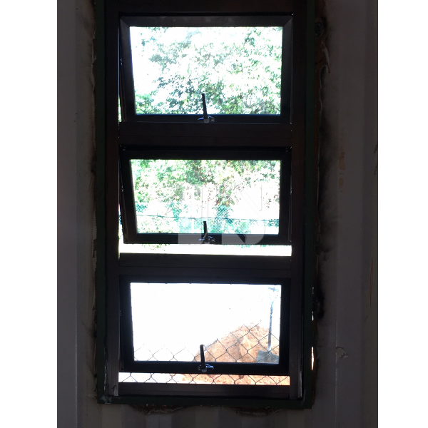 Casement and Tophung Window